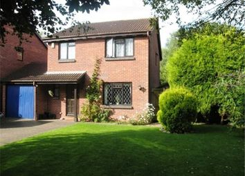 Thumbnail 4 bed detached house to rent in Berry Avenue, Breedon On The Hill, Derbyshire