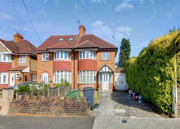 Ash Grove, Sudbury, Wembley HA0. 3 bed semi-detached house