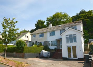 Thumbnail 5 bed semi-detached house to rent in Padacre Road, Torquay