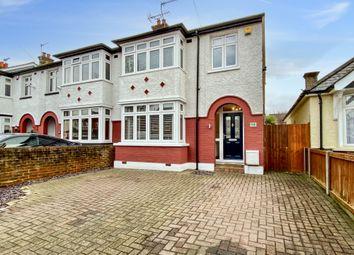 Portland Avenue, Gravesend DA12. 3 bed end terrace house for sale