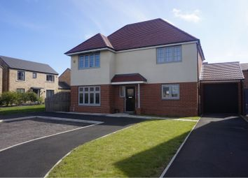 Thumbnail 4 bed detached house for sale in Richardson Gardens, Newcastle Upon Tyne