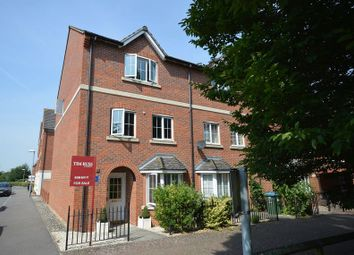 Thumbnail 4 bed end terrace house for sale in Hornbeam Way, Weston Turville, Aylesbury