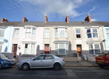 Thumbnail 4 bed terraced house for sale in Hawkstone Road, Pembroke Dock