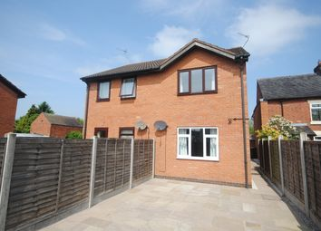 Thumbnail 2 bed semi-detached house to rent in Shrewsbury Road, Market Drayton