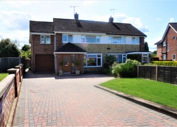 4 bed semi-detached house for sale in Woodside Crescent, Smallfield RH6