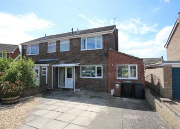 Thumbnail 3 bed semi-detached house for sale in Christopher Crescent, Sleaford