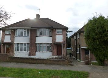 Thumbnail 3 bedroom semi-detached house for sale in Knoll Drive, London