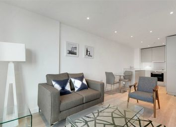 Thumbnail 1 bedroom flat to rent in Pinnacle Apartments, Saffron Central Square, Croydon