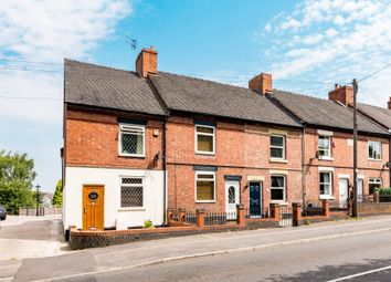 Thumbnail 2 bed terraced house for sale in 474 Watling Street, Tamworth, Staffordshire