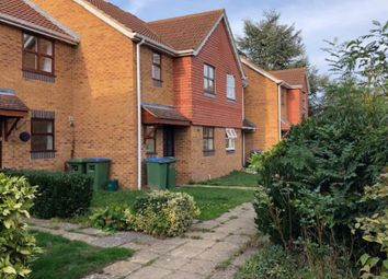 Thumbnail 3 bed terraced house to rent in St Andrews Gardens, Cobham, Surrey