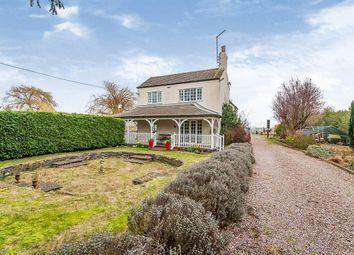 Sutton Road, Leverington, Wisbech PE13. 5 bed detached house for sale