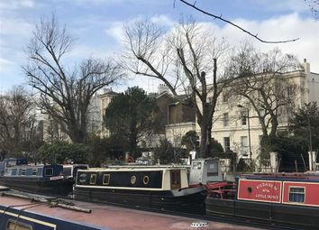 Thumbnail 1 bedroom houseboat for sale in Canal Boat, Blomfield Road, London