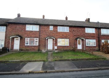 Thumbnail 3 bed terraced house to rent in Wickwane Road, Beverley