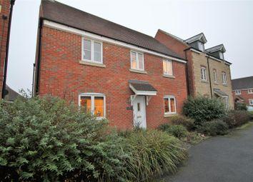 Thumbnail 4 bed detached house for sale in Jason Close, Oakhurst, Swindon