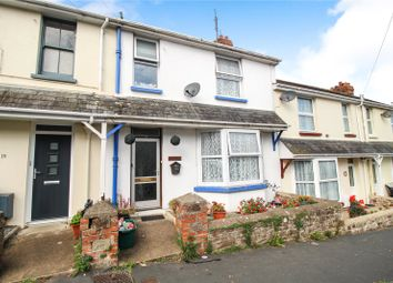 Thumbnail 3 bed terraced house for sale in Royston Road, Bideford