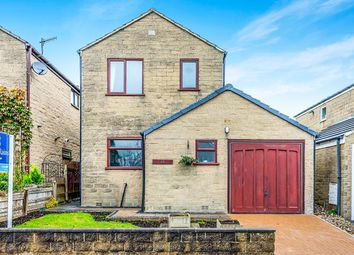 Thumbnail 3 bed detached house for sale in Kershaw Drive, Luddendenfoot, Halifax