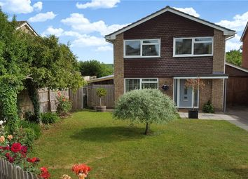 Thumbnail 4 bed detached house for sale in Downlands Way, South Wonston, Winchester, Hampshire