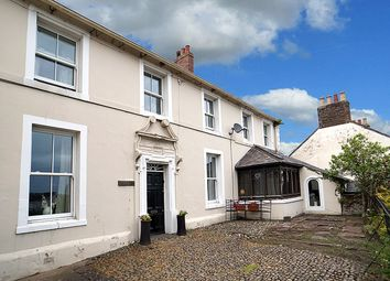 Thumbnail 3 bed terraced house for sale in Market Hill, Wigton