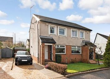 Thumbnail 2 bedroom semi-detached house for sale in Alloway Drive, Newton Mearns, Glasgow, East Renfrewshire