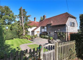 Thumbnail 5 bed detached house for sale in Lye Green, Crowborough, East Sussex