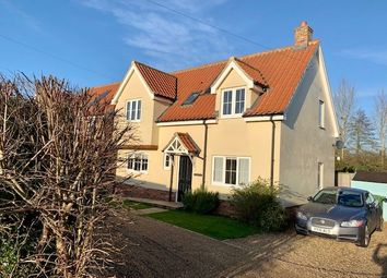 3 bed detached house for sale in New Road, Tacolneston, Norwich NR16