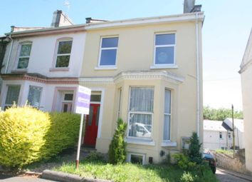 Thumbnail 2 bed flat for sale in Stuart Road, Pennycomequick, Plymouth