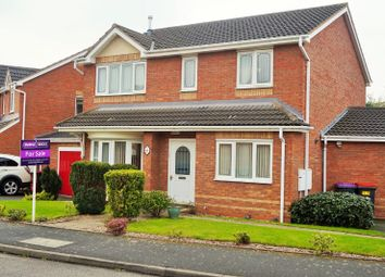 Thumbnail 4 bed detached house for sale in Brandon Avenue, Admaston Telford
