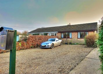 Thumbnail 2 bedroom semi-detached bungalow for sale in Blackmill Lane, Great Moulton