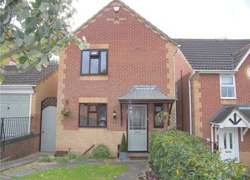 Thumbnail 3 bed detached house for sale in Yardley Way, Belper