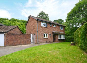Thumbnail 4 bed detached house for sale in Quartz Close, Wokingham, Berkshire