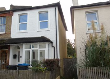 Thumbnail 1 bed end terrace house to rent in Newark Road, South Croydon, Surrey