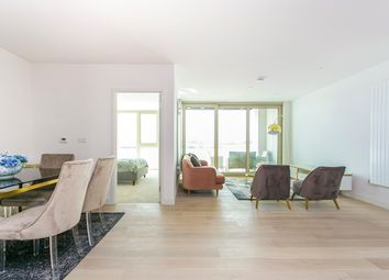 Thumbnail 3 bed flat to rent in Woolwich Road, Royal Victoria, London