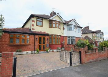 Thumbnail 4 bedroom semi-detached house for sale in Dale View Crescent, London