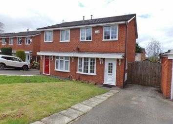 Thumbnail 2 bed semi-detached house for sale in Statham Road, Prenton, Wirral