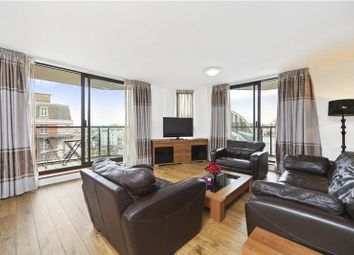 Thumbnail 3 bed flat to rent in Kensington West, Blythe Road, Brook Green, London