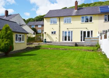 Thumbnail 4 bed semi-detached house for sale in Wood End, Pendine, Carmarthen
