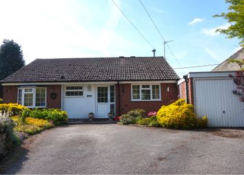 Thumbnail 3 bed detached bungalow for sale in Church Lane, Ashbourne