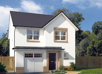 "Thumbnail 4 bed detached house for sale in ""The Ashbury"" at Edinburgh Road, Newhouse, Motherwell"