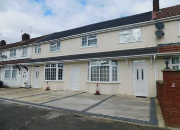 Thumbnail 4 bed terraced house to rent in Hughenden Road, Slough