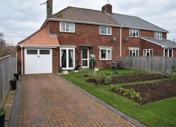 Thumbnail 3 bed semi-detached house for sale in Friars Moor, Sturminster Newton