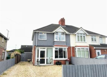 Thumbnail 3 bedroom semi-detached house for sale in Hyde Road, Swindon