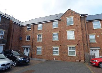 Thumbnail 2 bed flat for sale in Barrington Close, Durham