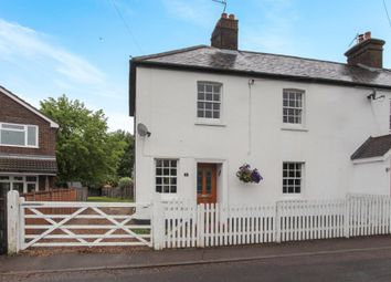 Thumbnail 3 bedroom semi-detached house for sale in Cheddington Road (Railway Cottages), Pitstone, Leighton Buzzard