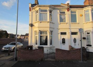 Thumbnail 3 bedroom end terrace house to rent in Eric Road, Chadwell Heath, Romford