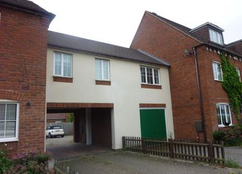 Thumbnail 1 bed property to rent in Paddock Way, Hinckley