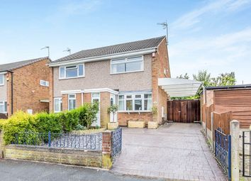 Thumbnail 2 bedroom semi-detached house for sale in Catharine Road, Stoke-On-Trent