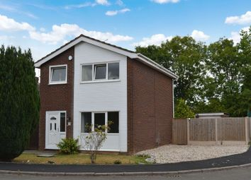 Thumbnail 3 bedroom detached house for sale in Claverley Drive, Stirchley, Telford, Shropshire.