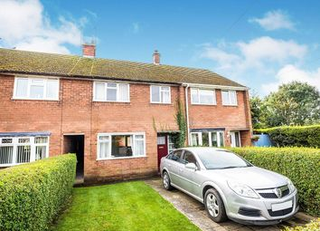 Thumbnail 3 bedroom terraced house for sale in Coopers Field, St. Martins, Oswestry, Shropshire