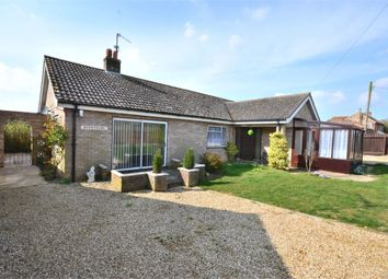 Thumbnail 4 bed detached bungalow for sale in Jubilee Hall Lane, Gayton, King's Lynn