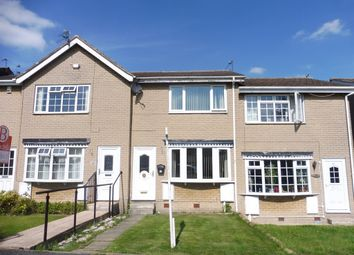 Thumbnail 2 bed town house for sale in Fullerton Crescent, Thrybergh, Rotherham
